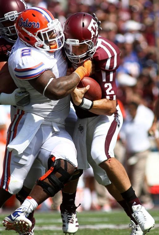 College FB: UF v. Texas A&M  in College Station