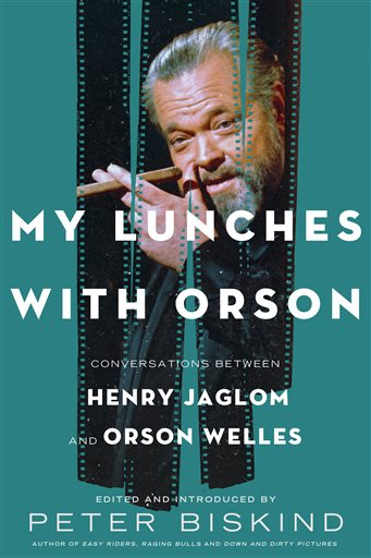 Book Review My Lunches with Orson