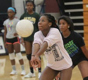 Shoemaker Volleyball Camp