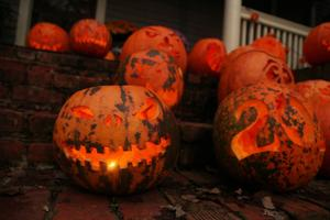 Heed this advice about jack-o'-lanterns