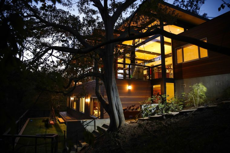 Couple's former tear-down now a serene family retreat