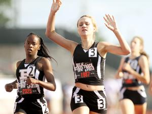 Harker Heights caps off year with three gold medals at state track meet