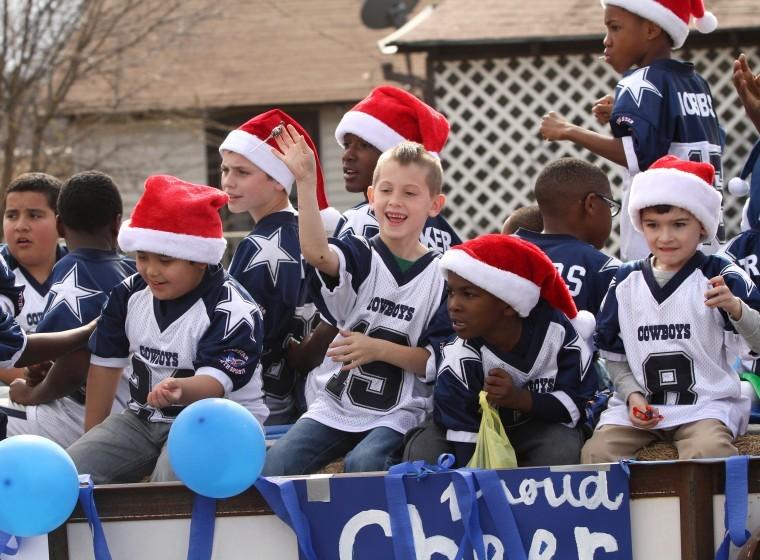 Nolanville Holiday Parade