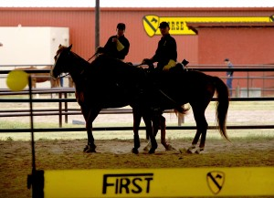 2012 Bivouac and National Cavalry Competition