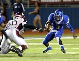 Cove Downs Killeen in 8-5A Clash