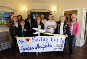 Heights chamber welcomes Lennar Homes