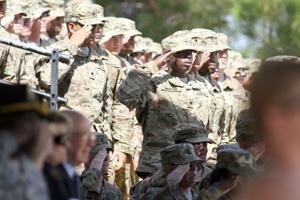 2nd Brigade Color Casing