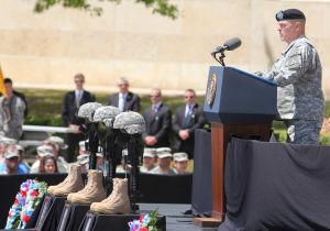 Fort Hood Memorial Service