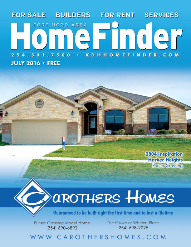 HomeFinder (July 2016)