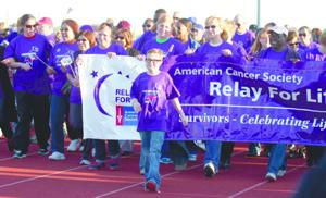 Relay to help raise awareness