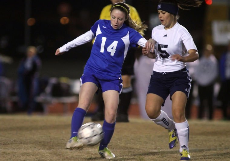 Girls Soccer: Shoemaker v. Cove