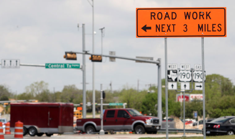 Harker Heights Right of Way