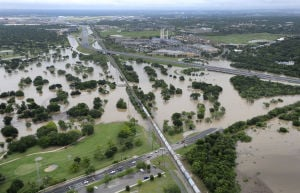 San Antonio flooding