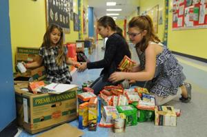 Food for Families drive