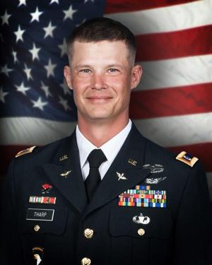 Chief Warrant Officer 3 Michael F. Tharp