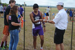 Florence runner's recovery gets a boost
