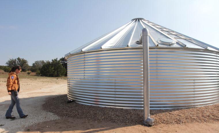 Oakalla Water Containment