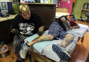 Army Bratt Tattoo