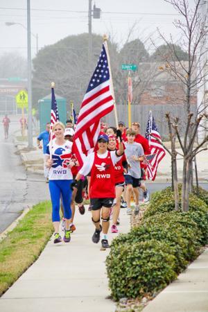 Flag Run