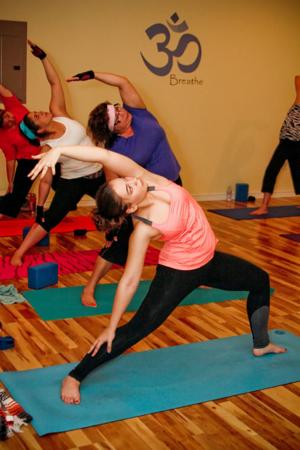 Liv and Let Live Yoga