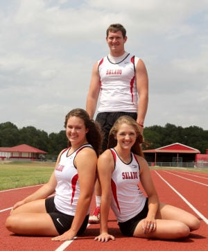 Salado Track and Field Athletes