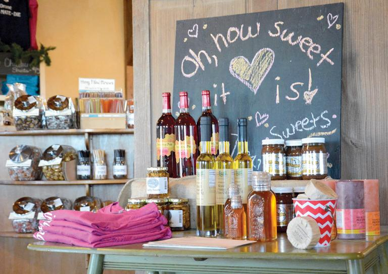 Life from the inside out: Explore flavors of Walker Honey Farm and Dancing Bee Winery