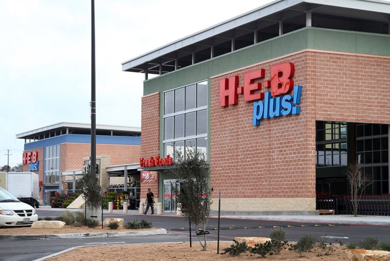 H-E-B Prep Before Opening