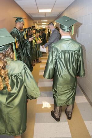 Richard Milburn Graduation
