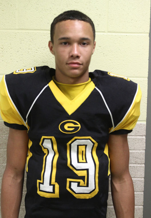 Gatesville Football - Andraque Jones