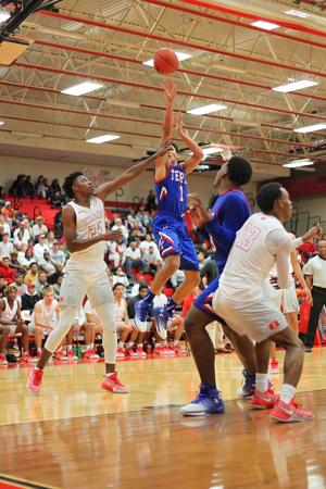 Belton Temple boys basketball