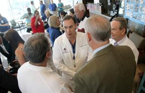 Seton Medical Center first anniversary