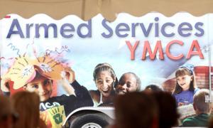 Armed Services YMCA Dedication