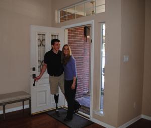 Veteran receives free home remodel