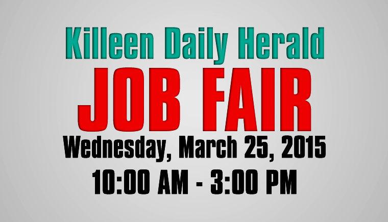 Job Fair Killeen Tx Killeen Daily Herald