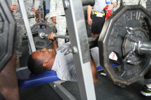 Bench press for resiliency