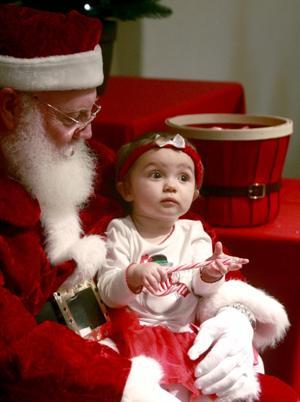 Brunch with Santa