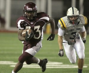 Killeen vs. Stony Point Football