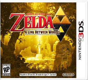 Game Review-Legend of Zelda-Link Between Worlds