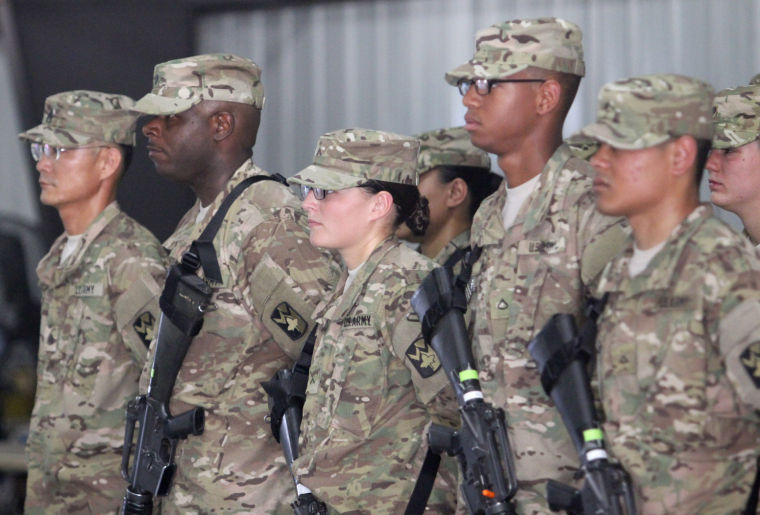 15th Finance Battalion Deployment