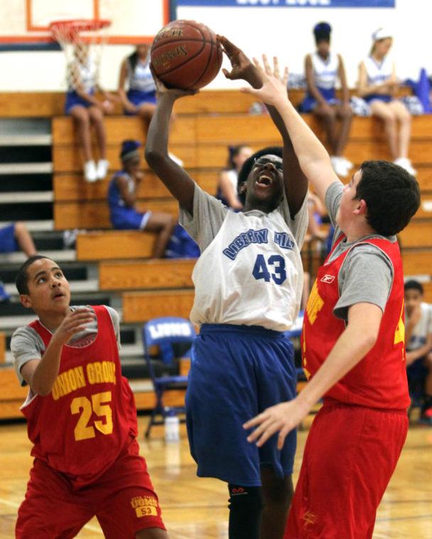 Middle School Basketball Jan. 26