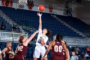 Lady Roos grad Goodwine thriving with Rice