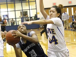 Rodriguez sisters help Lady Dawgs finish off victory