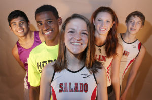 All-Area Cross Country