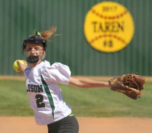 Ellison vs Copperas Cove Softball