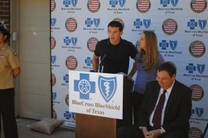Veteran receives free home remodel