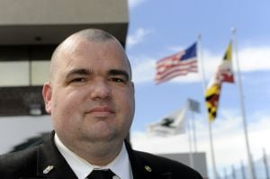 Military Sexual Assaults: Brian Lewis, a veteran of the U.S. Navy, pictured Sept. 26, 2013, in Owings Mills, Md., is a student at Stevenson University and an advocate for victims of military sexual trauma. (Barbara Haddock Taylor/Baltimore Sun/MCT) - Barbara Haddock Taylor