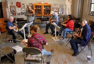 Bluegrass in Pearl