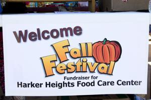 Food care center fall fest