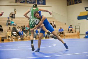 Copperas Cove Wrestler Jazmine Kim