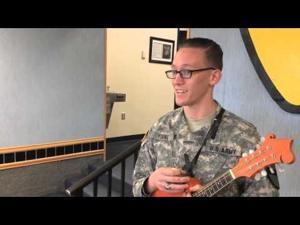 Foot Hood instrument player